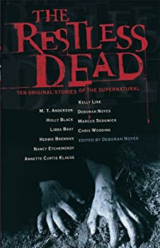 The Restless Dead 0763636711 Book Cover