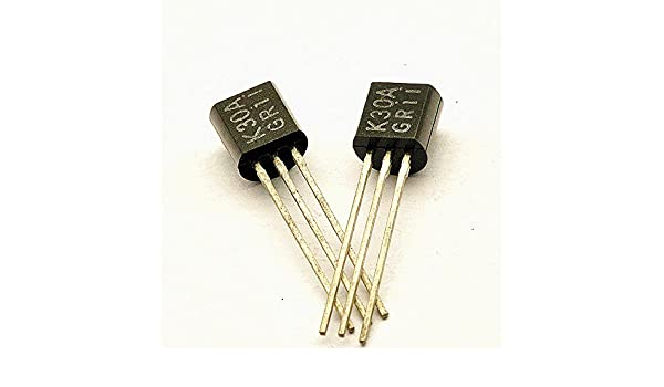 10PCS 2SK30A TO-92 K30A TO92 New MOS FET Transistor