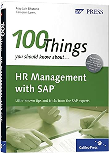 HR Management with SAP