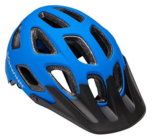 Schwinn SW78430-2 Excursion Adult Helmet, Blue - Excursion Blue Dial