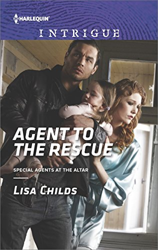 book cover of Agent to the Rescue