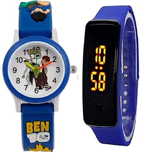 Unequetrend New Generation Kids for Boys and Girls watch