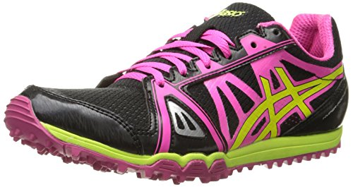 Asics Women's Hyper Rocketgirl XCS Spike Shoe, Black/Hot ...