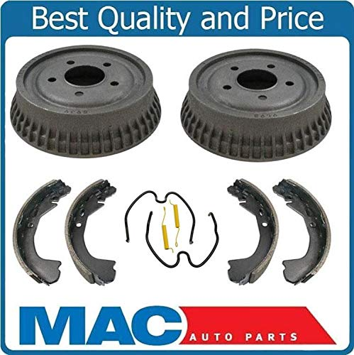 100% Brand New Rear Drums Brake Shoes Spring Kit 4pc for Chevrolet Malibu 97-03