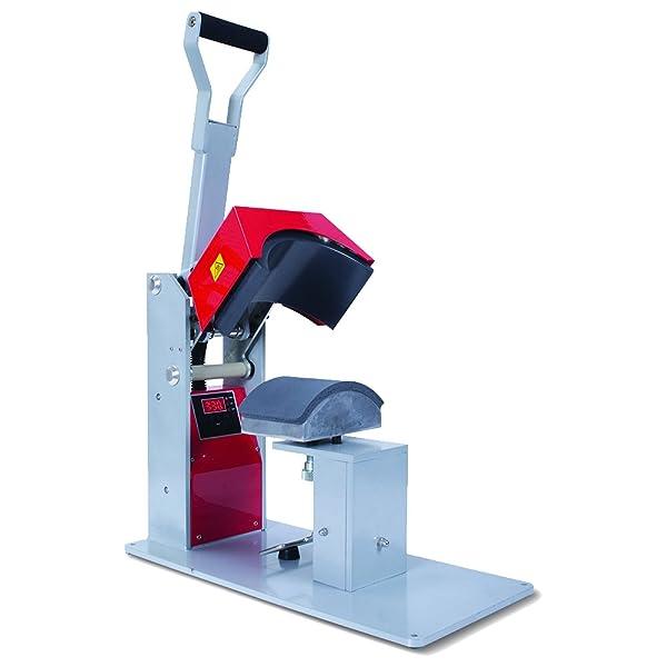 Best Heat Press Machine For Shirts and Hats: Siser Digital Cap Press
