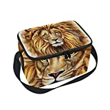 Best King Baby Hiking Carriers - LORVIES King Lion Insulated Lunch Box Bag Cooler Review