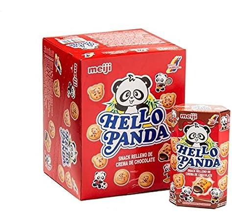 Hello Panda chocolate 10 unidades: Amazon.es: Alimentación y bebidas