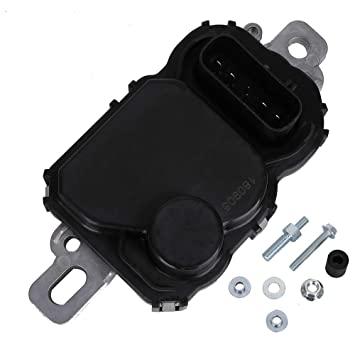 Fuel Pump Driver Module FPDM with Mounting Bolts for Ford Lincoln Mercury  Mazda Replace # 4L3Z9D370A 5L8Z9D370A 6C2Z9D372A 590-001