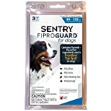 FiproGuard 3-Month Dogs 89-132 Lbs Blue, My Pet Supplies