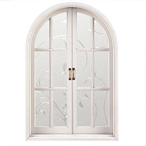 self-adhesive-window-film-door-sticker-white-flower-2ft-x-65ft