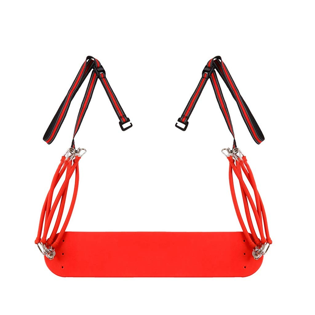 Chest Expander Pull-ups, Parallel Bars, Elastic Resistance, Pull, Fitness, Horizontal Bar, Rope Strength Training Aids HUXIUPING (Color : PU (10 Pull Ropes))