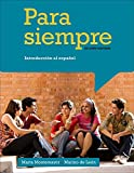 Para siempre: Introduccion al espanol (World Languages)