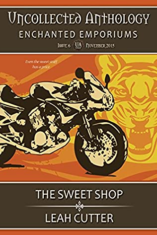 book cover of The Sweet Shop