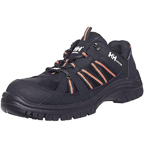 Resist Safety Mens Orange Helly Kollen Water Noir Shoes Womens Low Hansen Ladies amp; 8qqgR