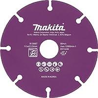 Makita b-53693Disco de Diamante 125mm–Multicolor, 0 V, Multi-Colour