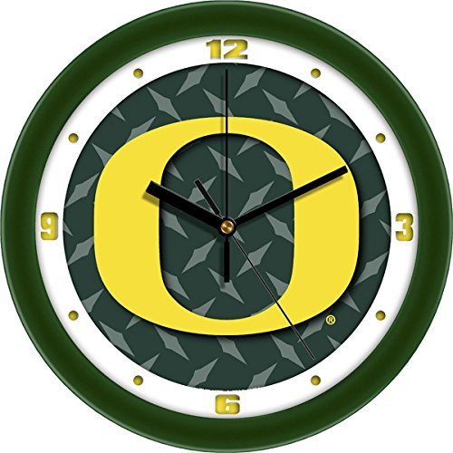 SunTime NCAA Oregon Ducks Wall Clock ()