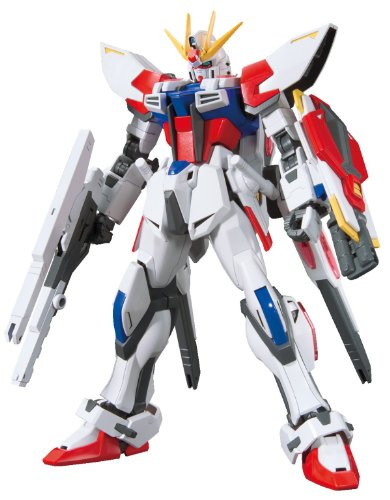 (Bandai Hobby HGBF Star Build Strike Gundam Plavsky Wing Model Kit (1/144 Scale))