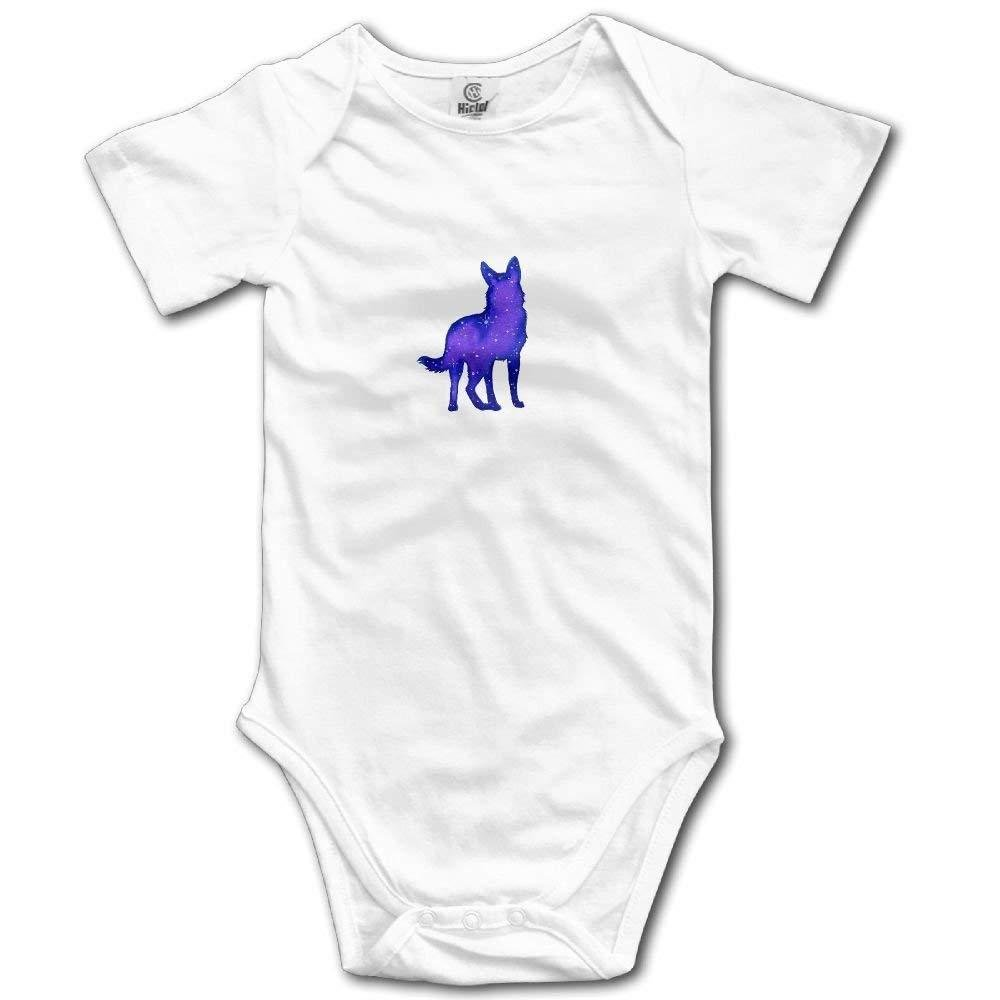 Wolf Custom Summer Baby Onesies Baby Jumpsuits Baby Clothes Baby Outfits Clothing