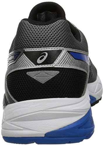 Asics Herren Gel-foundation 12 Laufschuh Carbon / Electric Blue / Black