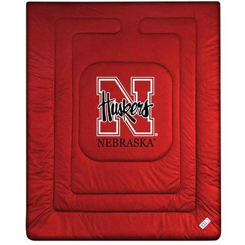 Nebraska Sidelines Comforter - 1