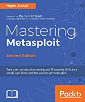 Mastering Metasploit, 2nd Edition Front Cover