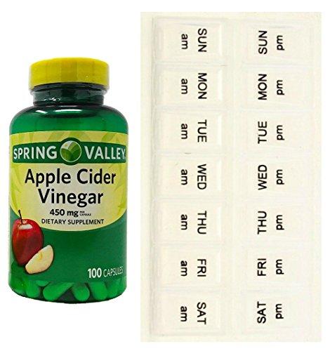 apple cider vinegar pills walmart