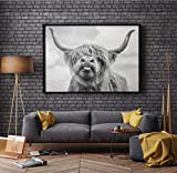 Dpbqdp Yak Wall Stickers Does Not Include Photo Frames Canvas,B,L