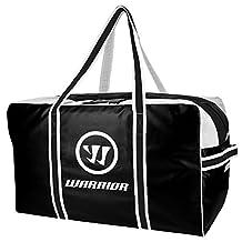 WARRIOR WPHGB4BKOSZ Pro Goalie Equipment Bag, 40-Inch X 20-Inch X 15-Inch