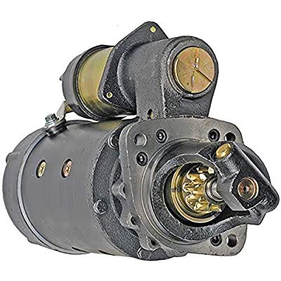 New Starter for 5.9L Dresser 515B 84 85 86 87 88 89 90 91 92 1984 1985 1986 1987 1988 1989 1990 1991 1992 CW Rotation DD Starter Type 10T 24V 1993862 3675116RX 3908594 10461525 10479108 1990499: Automotive