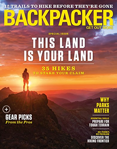 Magazines : Backpacker