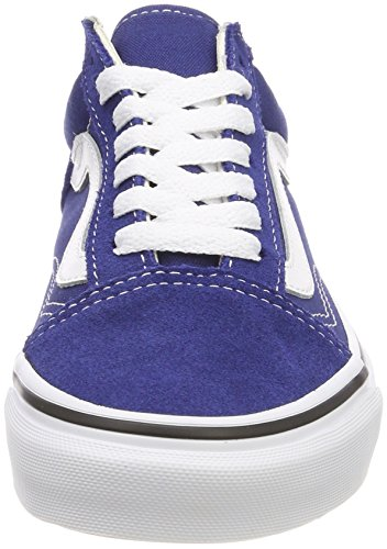 Vans Old Skool, Scarpe Running Unisex-Adulto Blu (Estate Blue/True White Q9w)