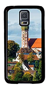 Samsung Galaxy S5 Cases & Covers - Munich City 01 PC Custom Soft Case Cover Protector for Samsung Galaxy S5 - Black