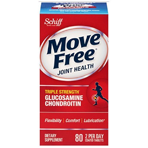 move triple strength glucosamine chondroitin