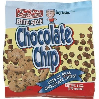 (Chocolate Chip Bag Cookies - 6 Oz. [12 Pieces] - Product Description - Bud'S Best Chocolate Chip Cookies Has The Goodness Of Cocoa As It'S Filled With Generous Amount Of Choco Chips. Net Wt.: 6 Oz. Made In Usa ...)