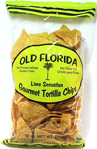 Lime Sensation Gourmet Tortilla Chips (Gourmet Tortilla Chips)