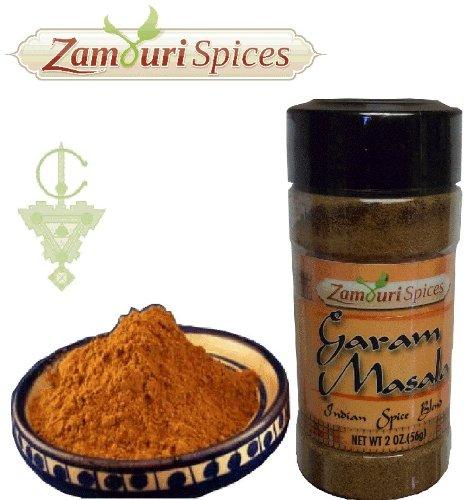 Garam Masala Spice Blend 2.0 oz - Zamouri Spices