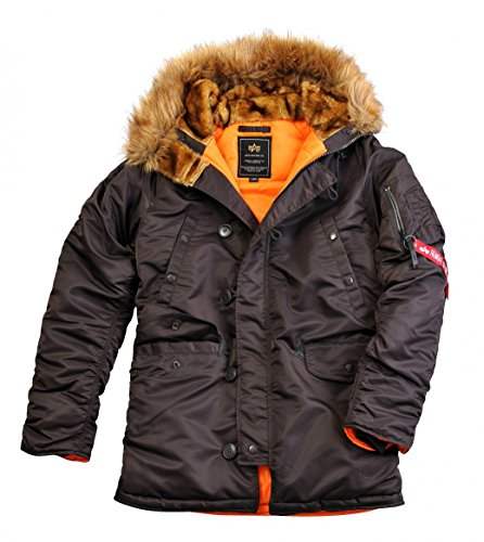 Brown N3b Vf Industries Deep Sage Veste D'hiver Wmn Alpha 59 qzgBnn7A