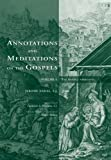 Annotations and Meditations on the Gospels Vol. 1 : The Infancy Narratives, Nadal, Jerome, 091610141X