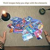 Junlucki Mystic Monday Tarot Cards   78 Tarot Cards
