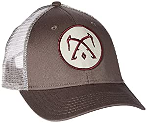Black Diamond Trucker Hat - Slate/Nickel