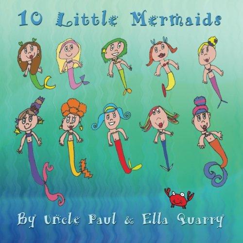 10 Little Mermaids