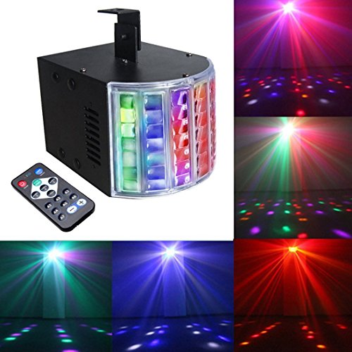 Derby Led Light (Mini Led Derby Lights Sbolight DJ Disco Party Lights for Stage Lighting With Remote Control for Dancing Christmas Gift Thanksgiving KTV Bar Vocal Concert Birthday)