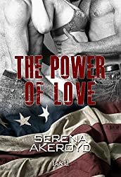 The Power of Love (The Luck of Love Book 2)