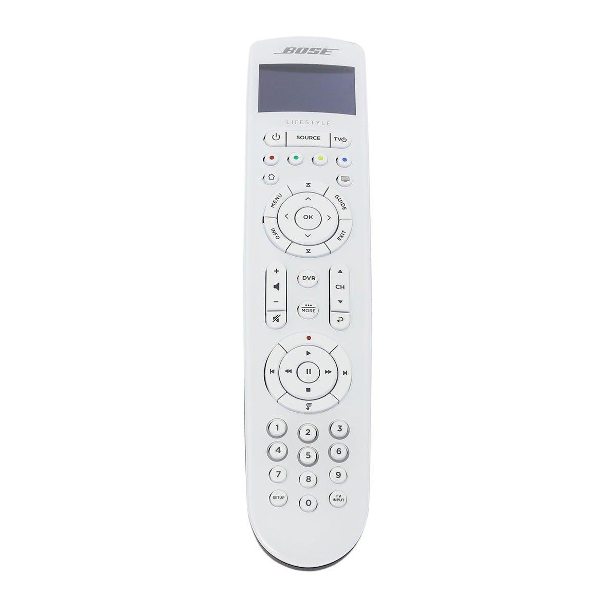 Bose Lifestyle 600/650 Remote Control (White) - 73877-0020 (6289) - 420129