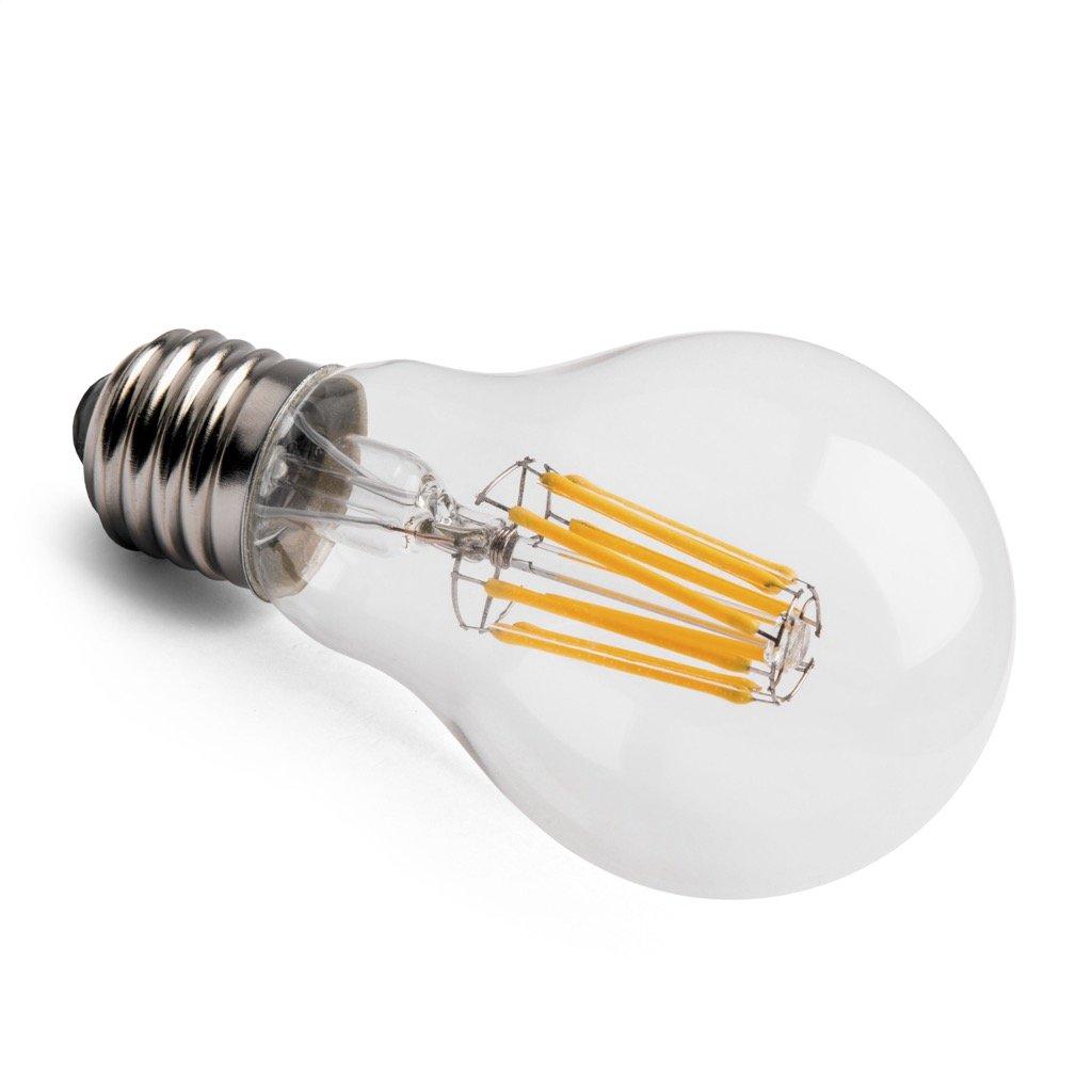 E27 LED-Glühfaden Birne 6w warmweiß ~60-75w Retrofit Glühbirne ...