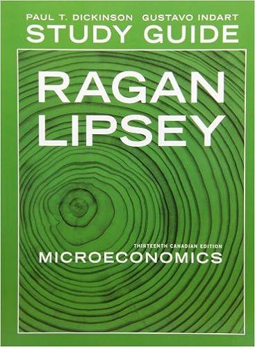 Ragan economics 14th edition study guide.