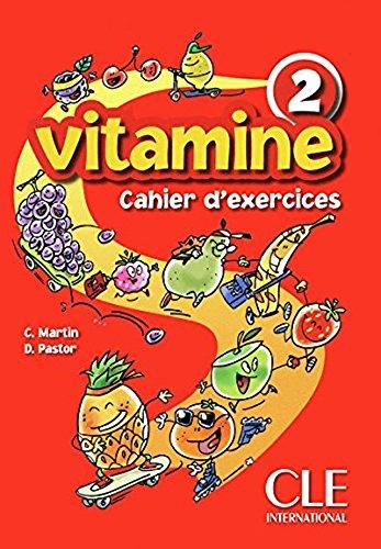 Download Vitamine - Niveau 2 - Cahier d'activités + CD (French Edition) PDF