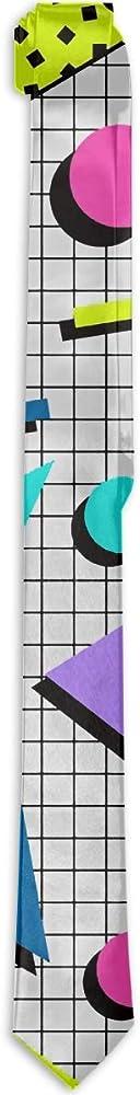 Accesorio de disfraz 80S 90S de moda estilo corbatas de seda ...