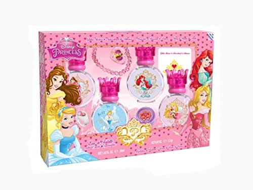 DISNEY 8 Piece Princess Spray Set