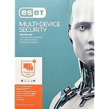 Eset Multidevice Security 5 Licencias, V10 - 2017